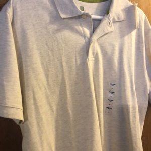 Men's gap polo shirt